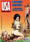 Cover for USA magazine (Comics USA, 1987 series) #58