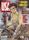 Cover for USA magazine (Comics USA, 1987 series) #57