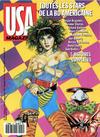 Cover for USA magazine (Comics USA, 1987 series) #54