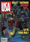 Cover for USA magazine (Comics USA, 1987 series) #66