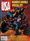 Cover for USA magazine (Comics USA, 1987 series) #62/63