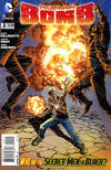 Cover for Human Bomb (DC, 2013 series) #2