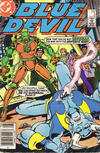 Cover Thumbnail for Blue Devil (1984 series) #3 [Newsstand]