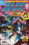 Cover for Blue Devil (DC, 1984 series) #4 [Direct]