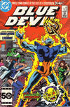 Cover for Blue Devil (DC, 1984 series) #13 [Direct]