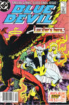 Cover Thumbnail for Blue Devil (1984 series) #31 [Newsstand]