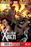 Cover for All-New X-Men (Marvel, 2013 series) #5
