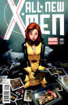 Cover for All-New X-Men (Marvel, 2013 series) #5 [Variant Cover by Olivier Coipel]