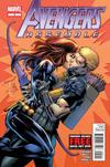 Cover for Avengers Assemble (Marvel, 2012 series) #5