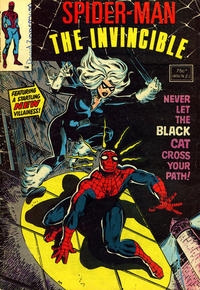 Cover Thumbnail for Spider-Man The Invincible (Yaffa / Page, 1979 series)