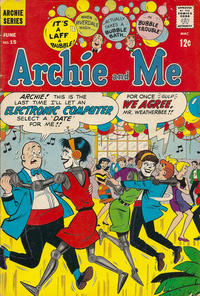 Cover Thumbnail for Archie and Me (Archie, 1964 series) #15