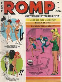 Cover Thumbnail for Romp (Marvel, 1960 series) #v6#59