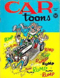 Cover Thumbnail for CARtoons (Petersen Publishing, 1961 series) #5