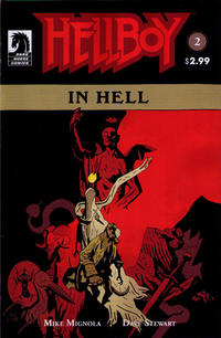 Cover Thumbnail for Hellboy in Hell (Dark Horse, 2012 series) #2