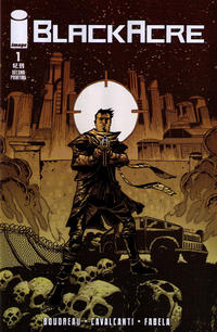 Cover Thumbnail for Blackacre (Image, 2012 series) #1 [Second Printing]