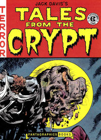 Cover Thumbnail for Jack Davis's Tales from the Crypt (Fantagraphics, 2012 series)