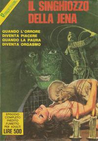 Cover Thumbnail for Vampirissimo (Edifumetto, 1972 series) #9