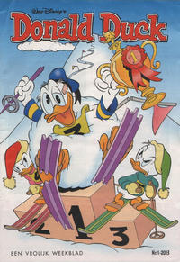 Cover Thumbnail for Donald Duck (Sanoma Uitgevers, 2002 series) #1/2013