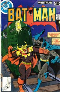 Cover for Batman (DC, 1940 series) #312 [Regular Edition]