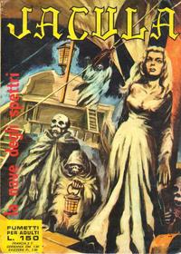 Cover Thumbnail for Jacula (Ediperiodici, 1969 series) #10