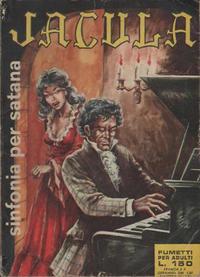 Cover Thumbnail for Jacula (Ediperiodici, 1969 series) #11
