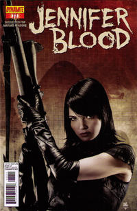 Cover Thumbnail for Jennifer Blood (Dynamite Entertainment, 2011 series) #11