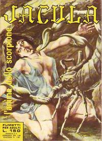Cover Thumbnail for Jacula (Ediperiodici, 1969 series) #26