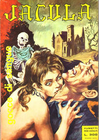 Cover Thumbnail for Jacula (Ediperiodici, 1969 series) #35