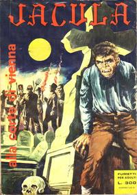 Cover Thumbnail for Jacula (Ediperiodici, 1969 series) #36