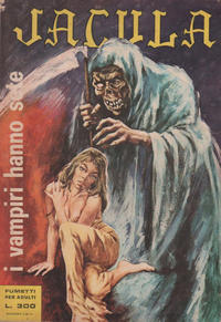 Cover Thumbnail for Jacula (Ediperiodici, 1969 series) #31