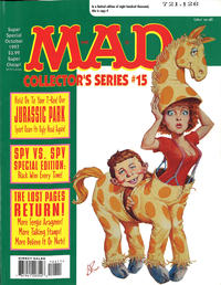 Cover Thumbnail for MAD Special [MAD Super Special] (EC, 1970 series) #124