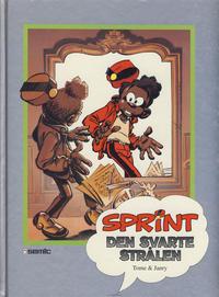 Cover Thumbnail for Sprint [Seriesamlerklubben] (Semic, 1986 series) #[44] - Den svarte strålen