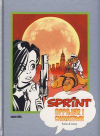 Cover Thumbnail for Sprint [Seriesamlerklubben] (Semic, 1986 series) #[46] - Oppgjør i Chinatown