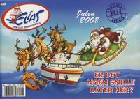 Cover Thumbnail for Elias Den lille redningsskøyta julehefte (Hjemmet / Egmont, 2007 series) #2008