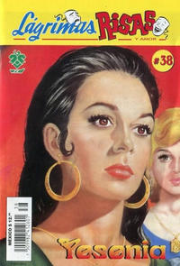 Cover Thumbnail for Lágrimas Risas y Amor. Yesenia (Grupo Editorial Vid, 2012 series) #38