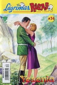 Cover Thumbnail for Lágrimas Risas y Amor. Yesenia (Grupo Editorial Vid, 2012 series) #34