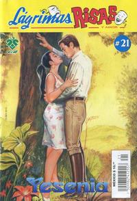 Cover Thumbnail for Lágrimas Risas y Amor. Yesenia (Grupo Editorial Vid, 2012 series) #21