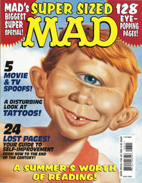 Cover Thumbnail for MAD Special [MAD Super Special] (EC, 1970 series) #138 [Direct Sales]