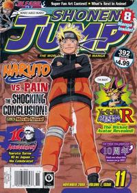 Cover Thumbnail for Shonen Jump (Viz, 2003 series) #v7#11 (83)