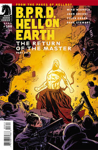 Cover Thumbnail for B.P.R.D. Hell on Earth (Dark Horse, 2013 series) #3 (100)