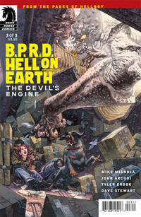 Cover Thumbnail for B.P.R.D. Hell on Earth: The Devil's Engine (Dark Horse, 2012 series) #3 [96]