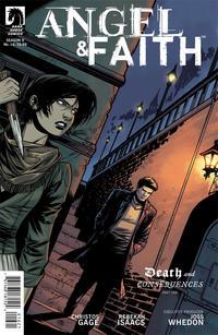 Cover Thumbnail for Angel & Faith (Dark Horse, 2011 series) #16 [Rebekah Isaacs Alternate Cover]