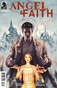 Cover Thumbnail for Angel & Faith (Dark Horse, 2011 series) #14 [Steve Morris Cover]