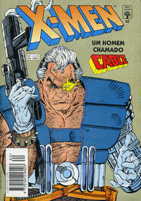 Cover Thumbnail for X-Men (Editora Abril, 1988 series) #62