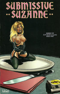 Cover Thumbnail for Submissive Suzanne (Fantagraphics, 1991 series) #5