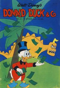Cover for Donald Duck & Co (Hjemmet / Egmont, 1948 series) #43/1970