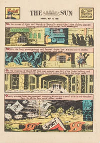 Cover Thumbnail for The Spirit (Register and Tribune Syndicate, 1940 series) #5/14/1950