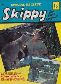 Cover Thumbnail for Skippy the Bush Kangaroo (Magazine Management, 1970 series) #24049