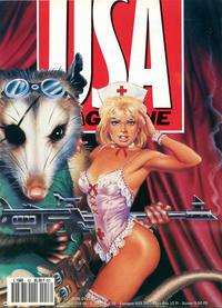 Cover Thumbnail for USA magazine (Comics USA, 1987 series) #53