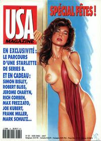 Cover Thumbnail for USA magazine (Comics USA, 1987 series) #65